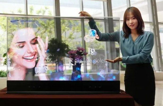 Samsung Display LCD panel üretimini bitiriyor