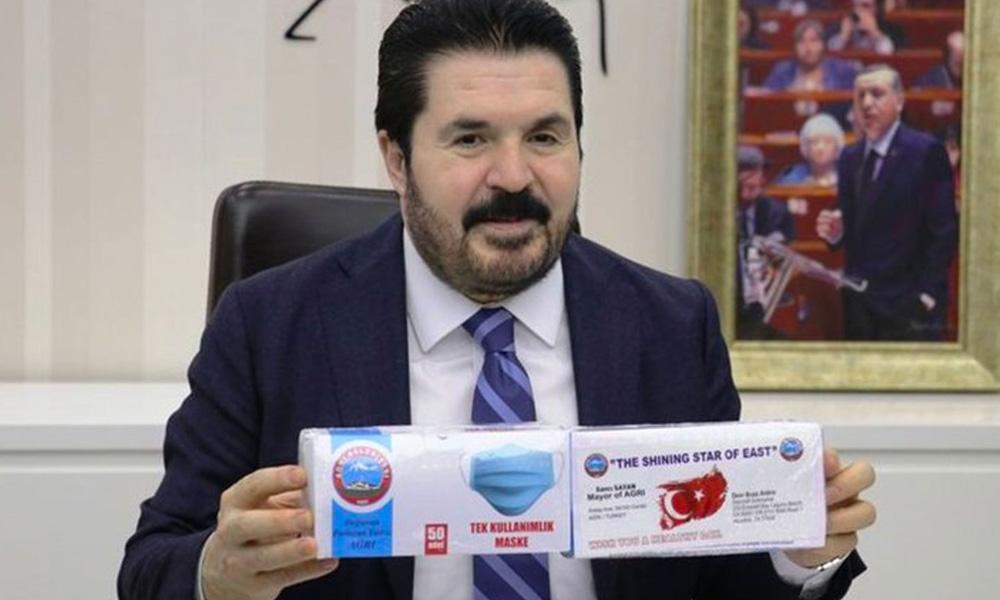 Kendi vatandaşına maske yok! AKP'li Sayan: Trump'a maske göndereceğiz
