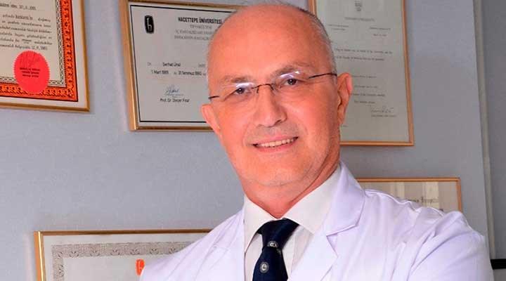 Bilim Kurulu üyesi Prof. Serhat Ünal koronavirüse yakalandı!