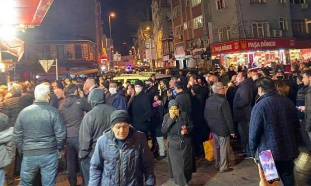 Ani verilen sokağa çıkma yasağı gecesi vatandaş en çok ne satın aldı?
