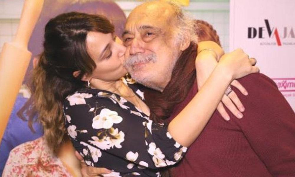 Oyuncu Gupse Özay'ın babası 65 yaş yasağına karşı dava açtı!