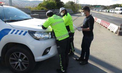 Yasağa uymayan sürücüden şaşırtan savunma
