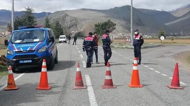 Tatvan'da 3 köy ve 9 apartman, karantinaya alındı