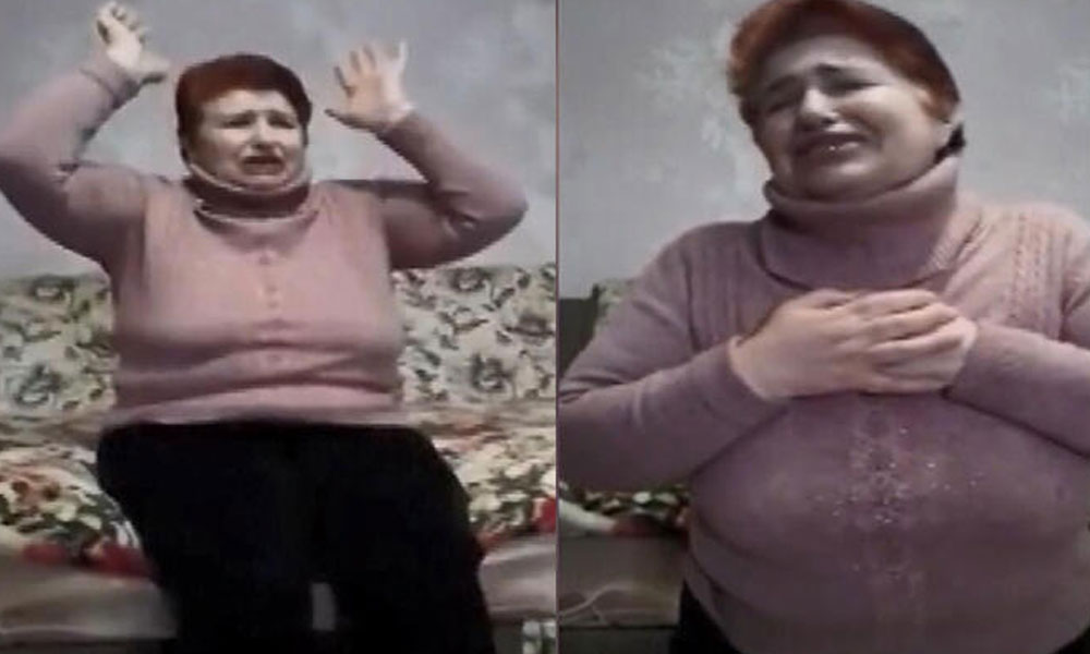 Ülkeye koronavirüs yayan kadın gözyaşları içerisinde yalvardı: Çocuklarıma dokunmayın