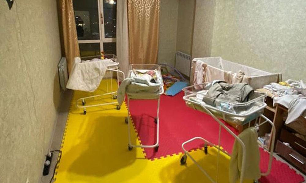 Ukrayna'dan Çin'e bebek satan çeteye operasyon