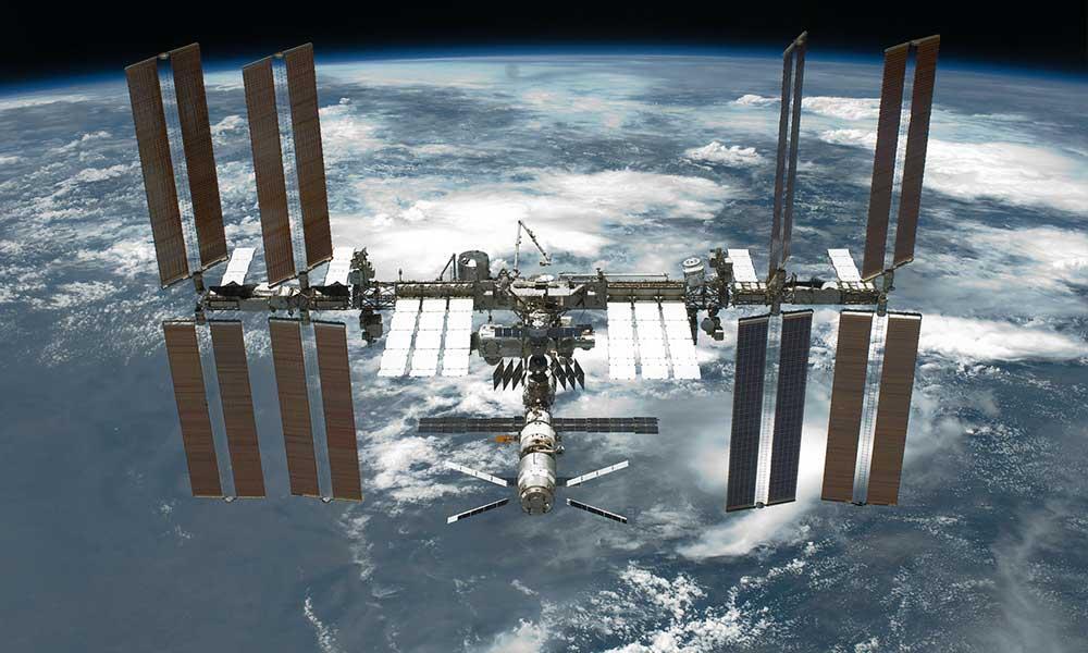 Artık en güvenli yer değil! Uluslararası Uzay İstasyonu'na koronavirüs paniği