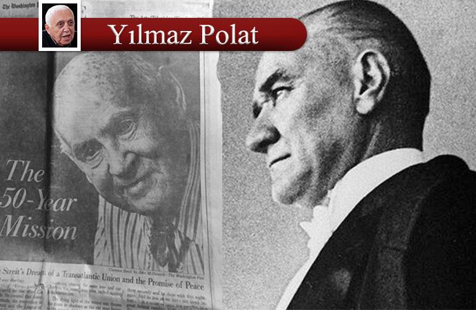 Atatürk'le konuşan Amerikalı gazeteci