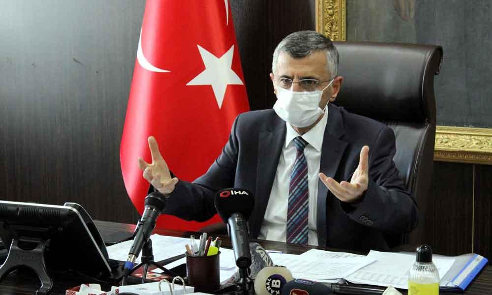 Zonguldak Valisi Bektaş'ın 'Sağlıkçıların sisteme yük teşkil ettiği' sözlerine doktordan yanıt