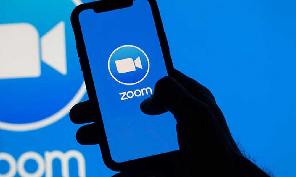 Zoom kullanırken bu hataları yapmayın!