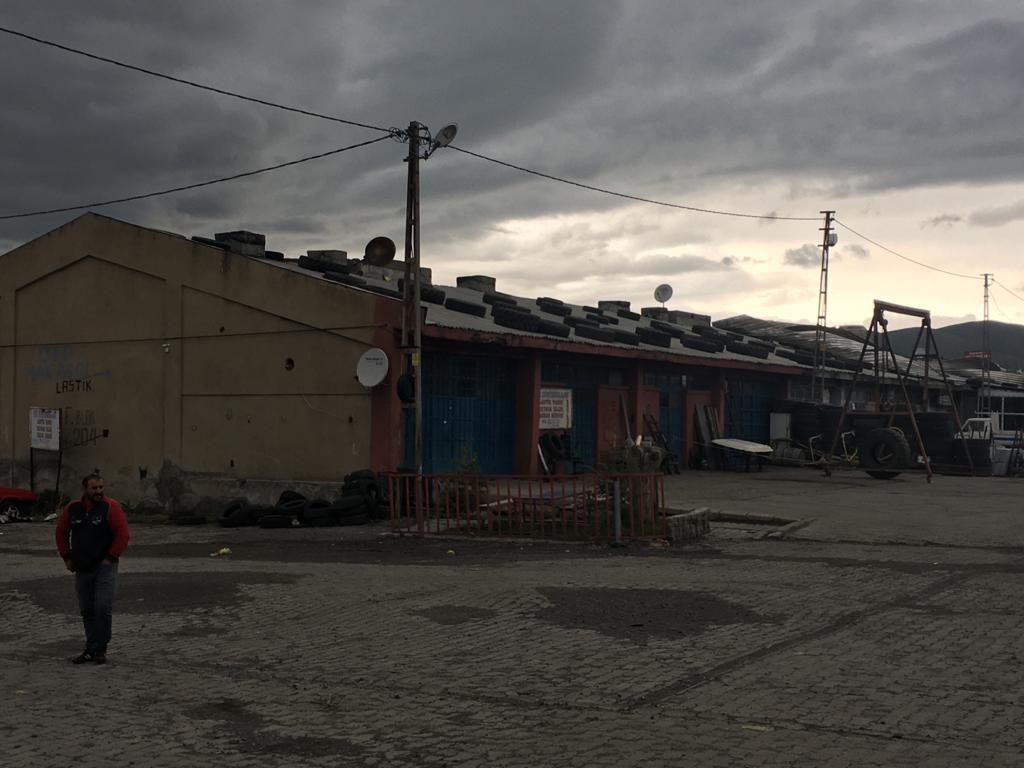 Ardahan'da fırtına: 1 ölü 3 yaralı