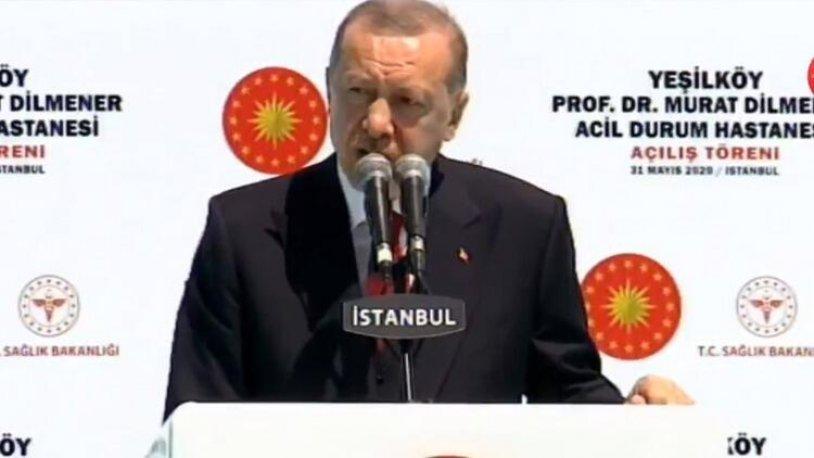 Erdoğan'dan itiraf gibi ekonomi açıklaması