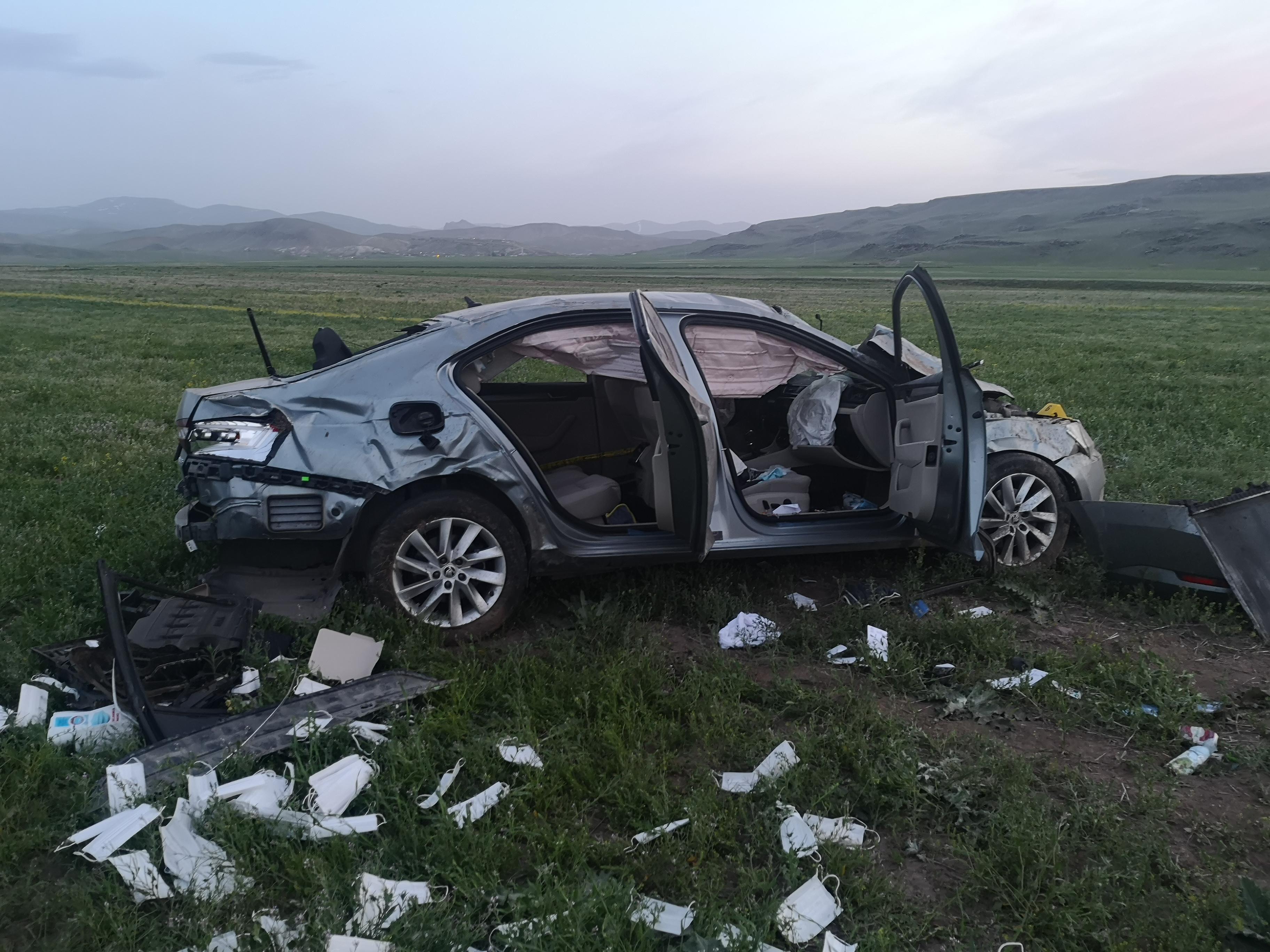 AKP'li Meclis üyesi geçirdiği trafik kazasında hayatını kaybetti