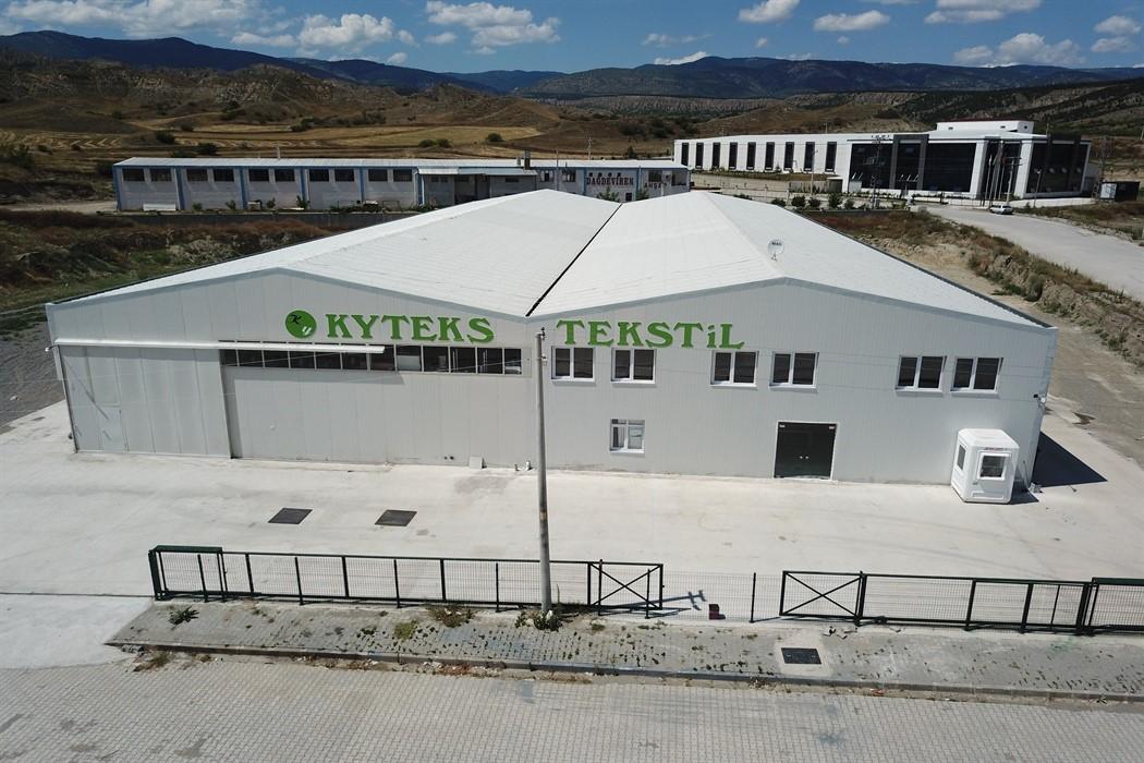 Tekstil fabrikasında 6 işçide koronavirüs tespit edildi, üretim durduruldu
