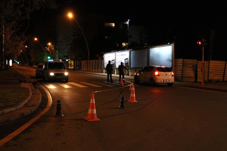 Ankara sokakları sessizliğe büründü