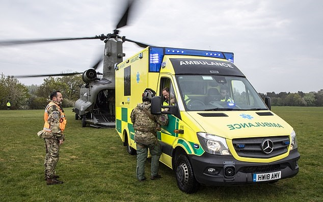 İngiltere'de orduya koronavirüsten korunmak için sinek spreyi dağıtıldı