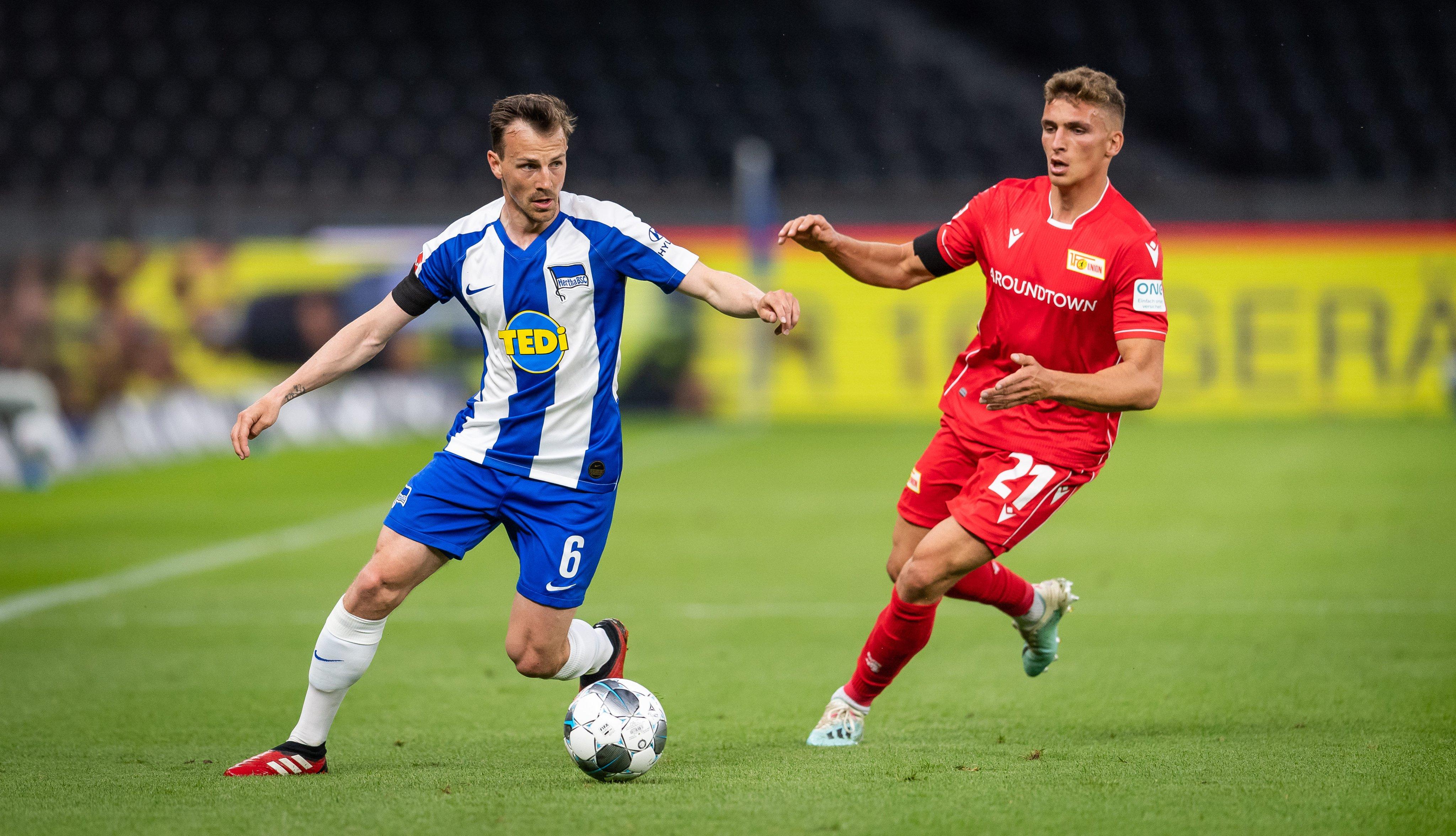 Berlin derbisinde farklı sonuç: 4-0