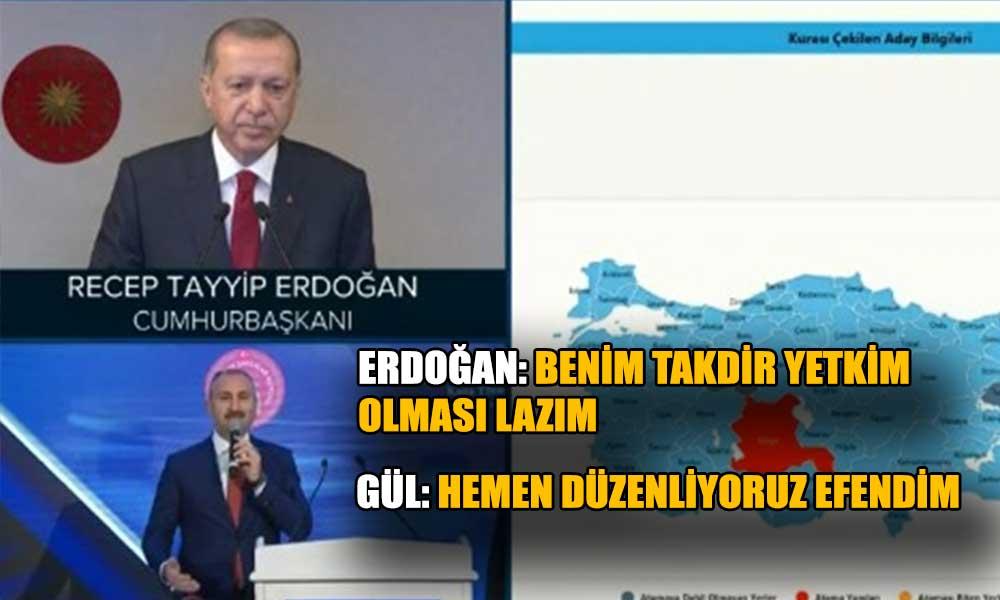 Erdoğan açıkladı: Yeni yargı reform paketi yolda