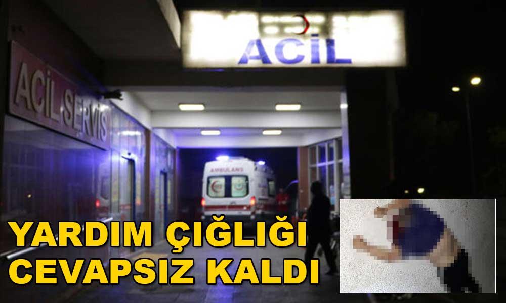 Antalya'da zillere basarak yardım isteyen adamın cansız bedeni bulundu
