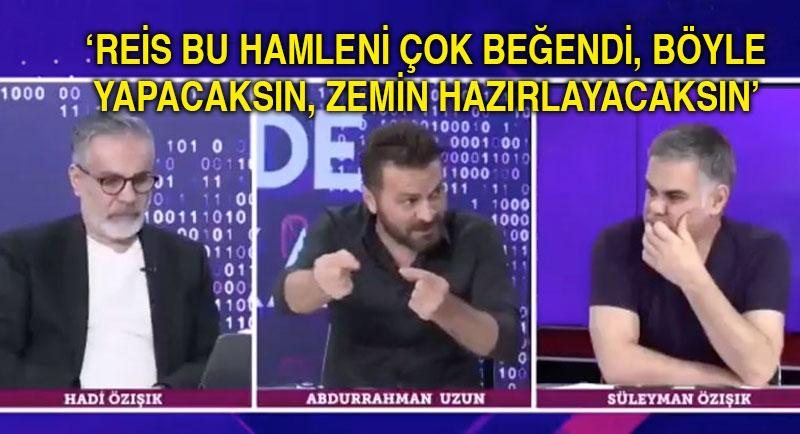 Ak trol Abdurrahman Uzun'dan tarihi 'yargı' itirafı!
