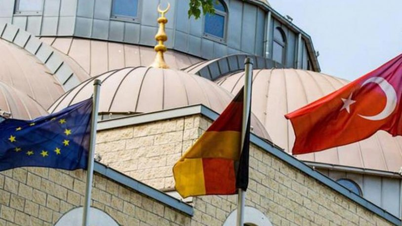 Almanya'dan flaş Diyanet kararı: 'Erdoğan'a bağlı' diyerek iptal ettiler