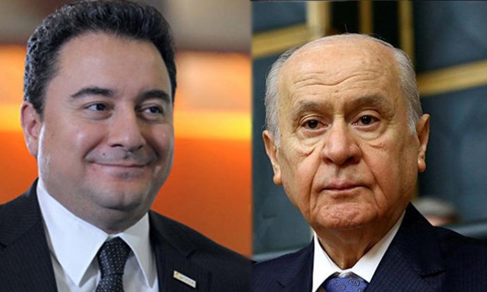 Ali Babacan'dan Devlet Bahçeli'ye sert sözler: Ülkeye ne faydan var?