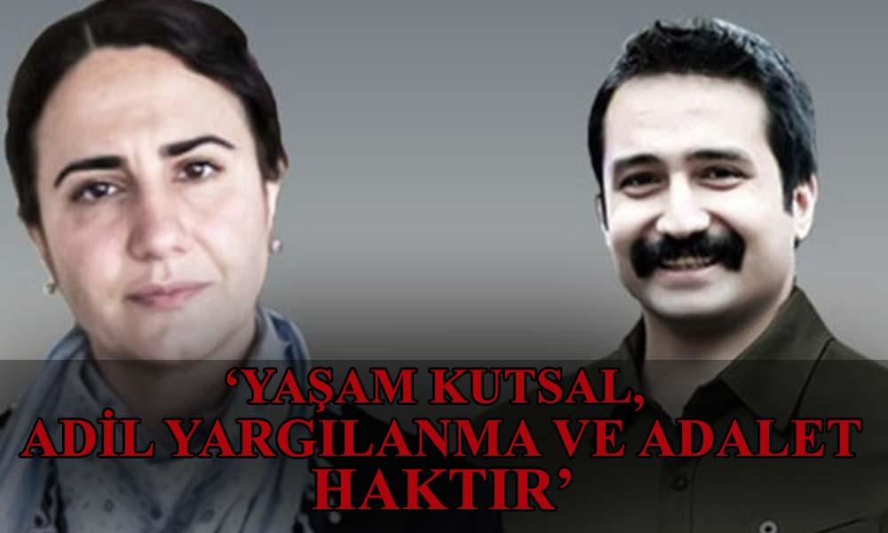 39 barodan ölüm orucundaki avukatlar için çağrı