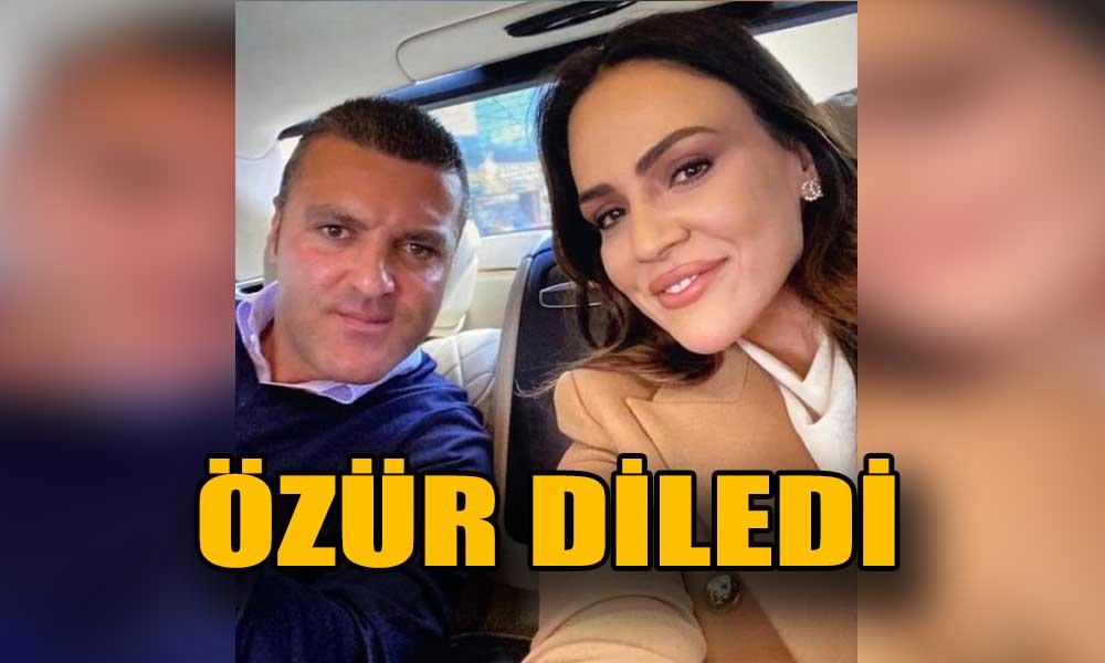 Eşinden boşanan Buket Aydın'dan Emir Sarıgül ile çekilen fotoğrafı hakkında açıklama
