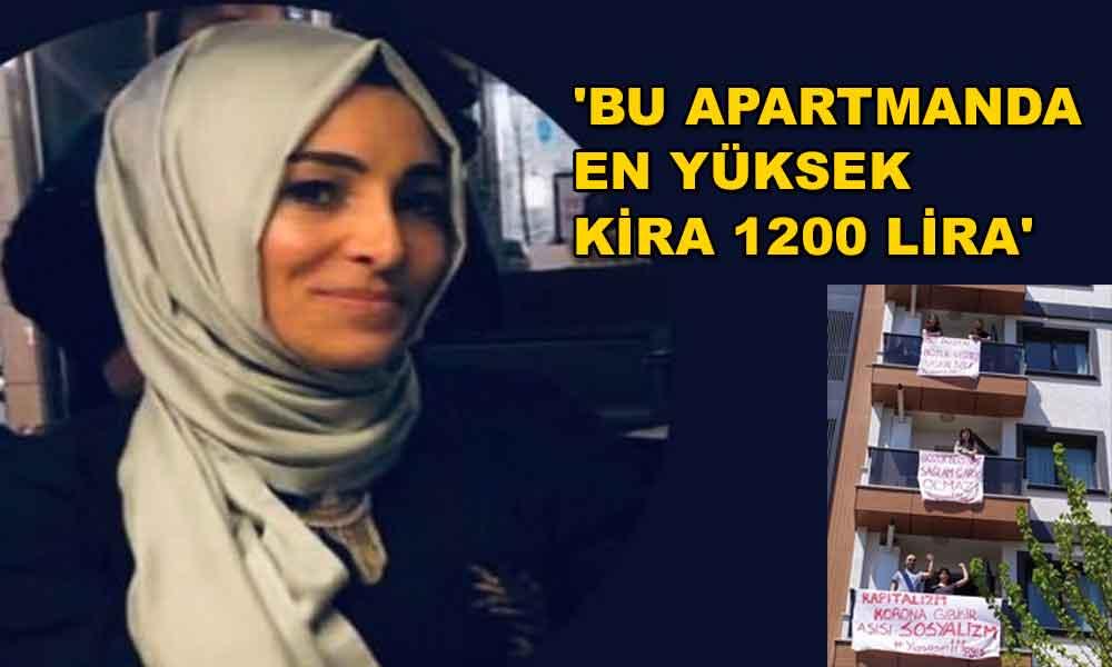 AKP'li Cemile Taşdemir'in işçileri hedef gösterdiği paylaşıma tepki yağdı