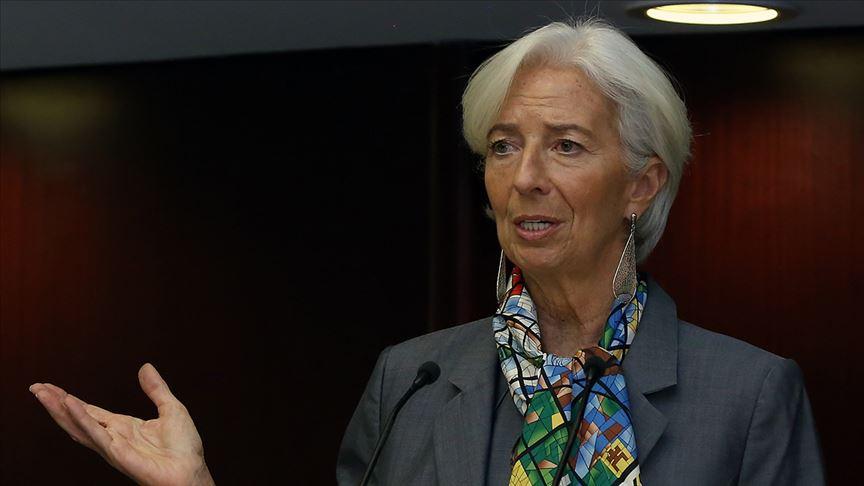Avrupa Merkez Bankası Başkanı: Ekonomi, en kötü durum senaryosuna yakın