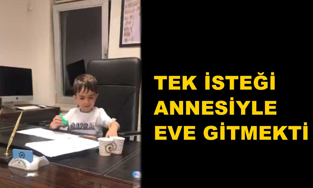 3 yaşındaki Dilgeş de annesiyle birlikte cezaevine gönderildi!