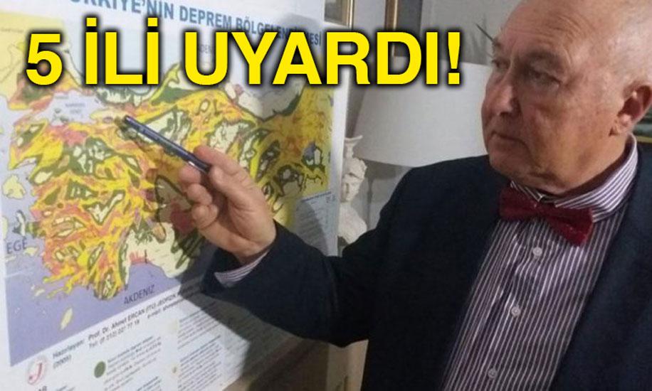 Girit depremini yorumlayan Prof. Dr. Ahmet Ercan: Korku vermek istemem ama…