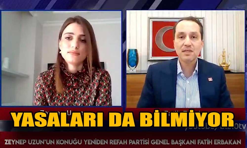 Fatih Erbakan'dan çirkin açıklama: 15 yaşına geldiyse çocuk değildir