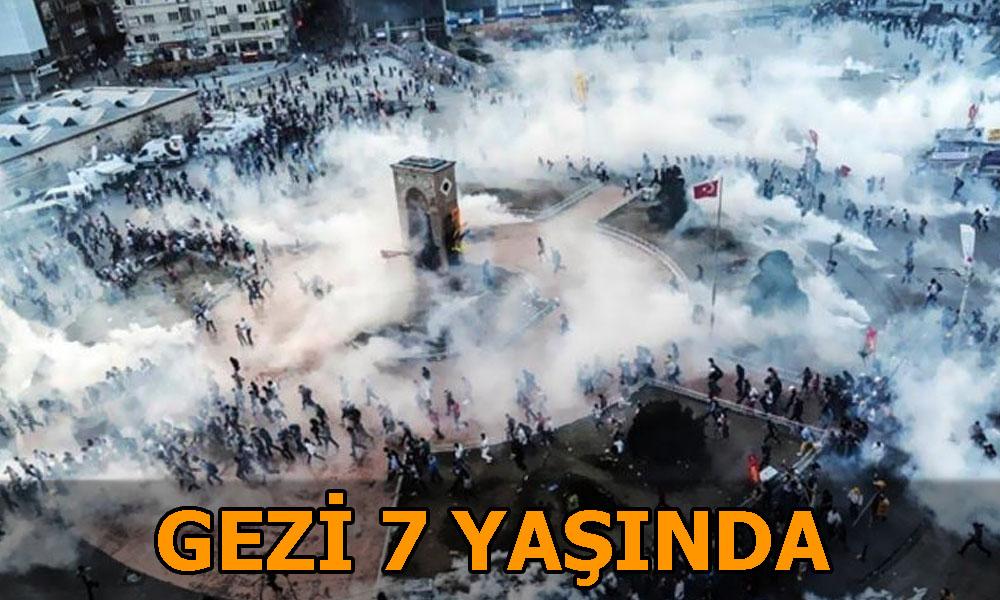 Gezi Parkı Amerikalı yazarın romanına konu oldu!