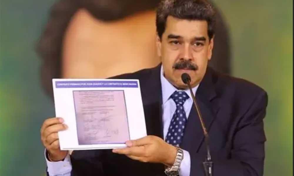 Venezuela'ya darbe girişiminde yeni bilgi: Darbecilere 1.5 milyon dolar sözü verilmiş
