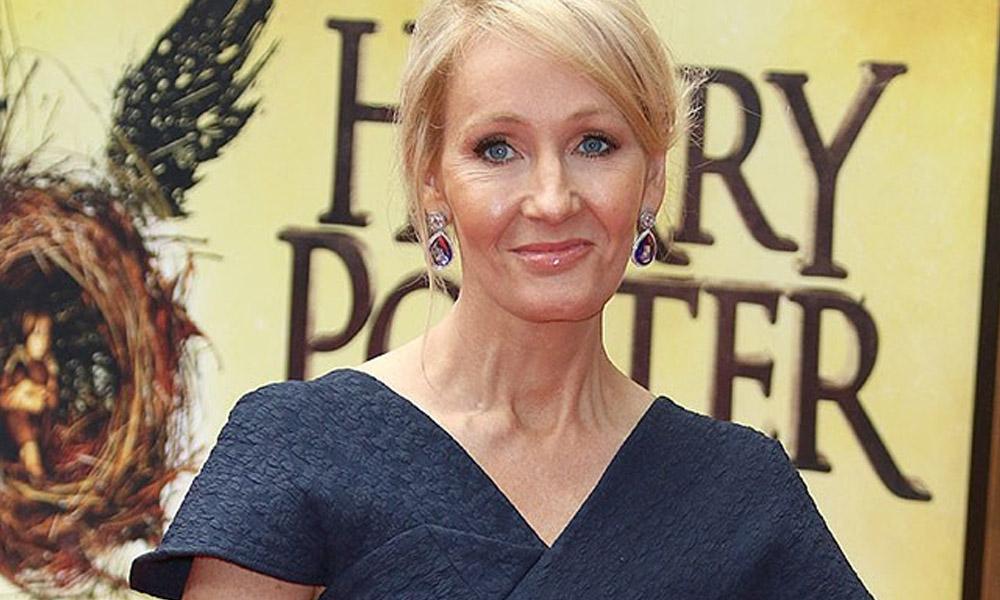 Harry Potter serisinin yazarı J.K Rowling yeni kitabını ücretsiz yayınlayacak!