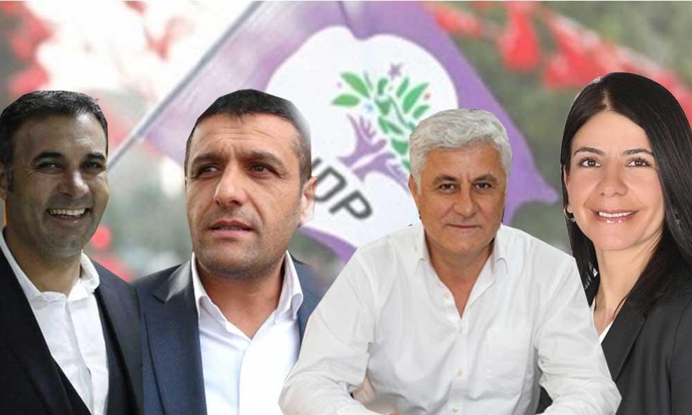 HDP'libeş belediye başkanı gözaltına alındı