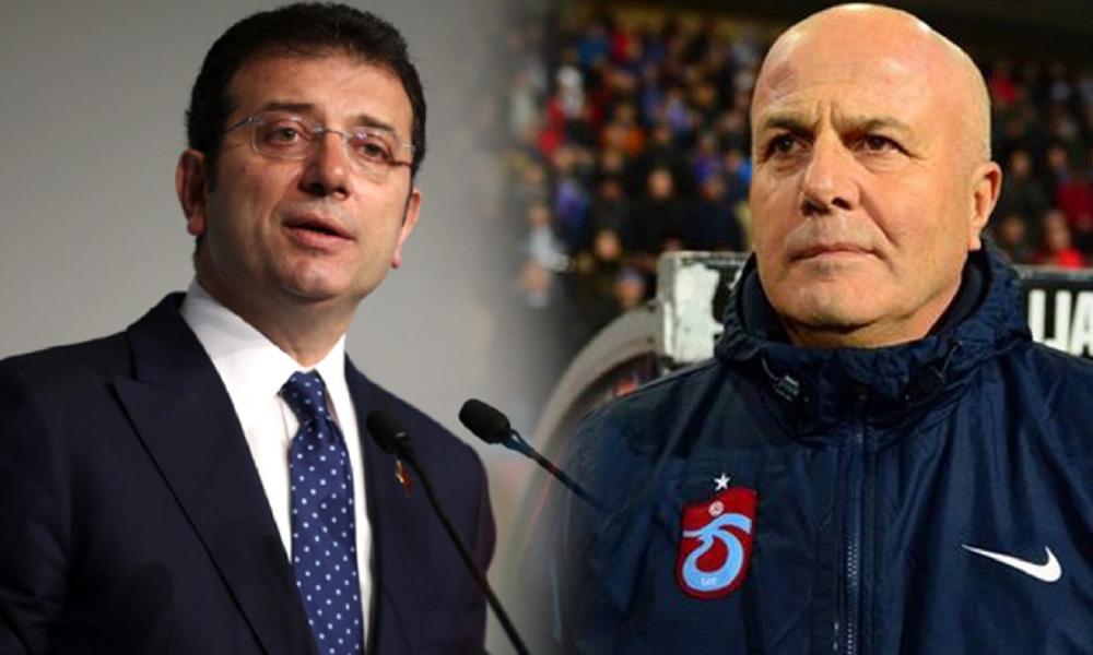 Trabzonspor'un eski teknik direktöründen yıllar sonra gelen İmamoğlu itirafı!