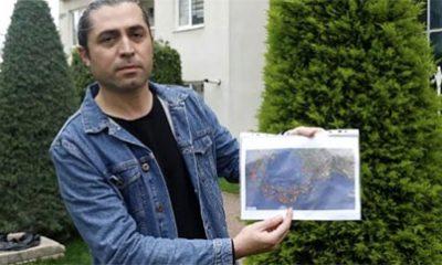 Jeofizik Mühendisi depremde 5 riskli ili açıkladı