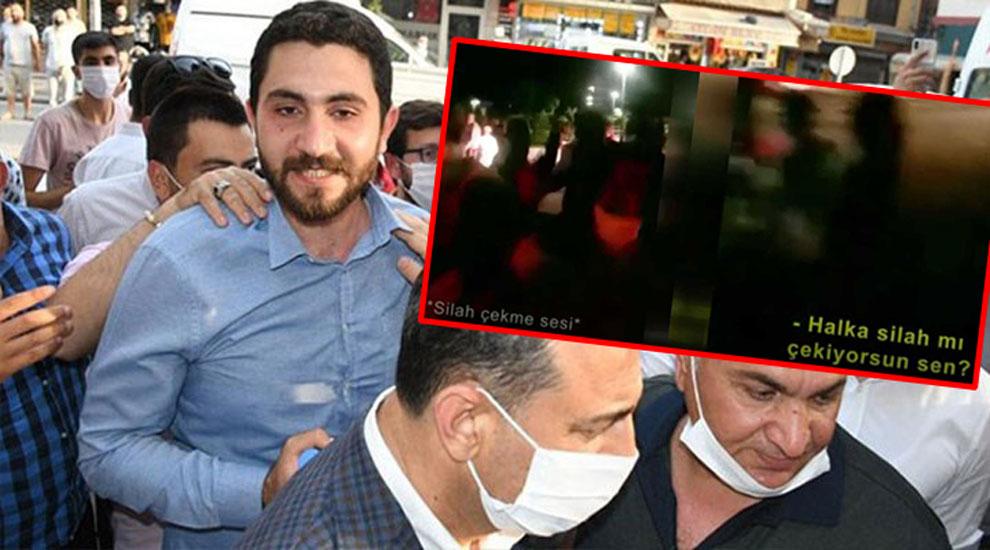 CHP'li Yıldırım ve ailesine silah çeken koruma hakkında suç duyurusu