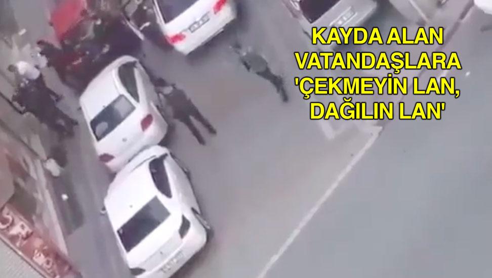 Polis ve bekçi şiddeti hız kesmiyor: Orantısız güç bu kez Sultanbeyli'de