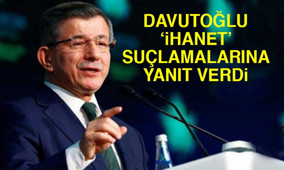 'Ben değişmedim, değişen AK Parti'