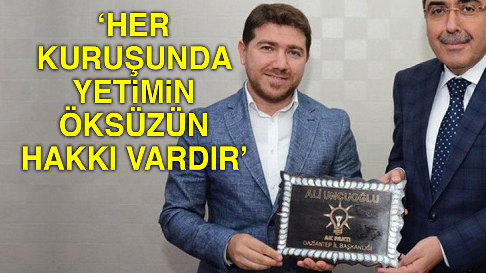 AKP'li yöneticinin şirketine 4 yılda 130 ihale
