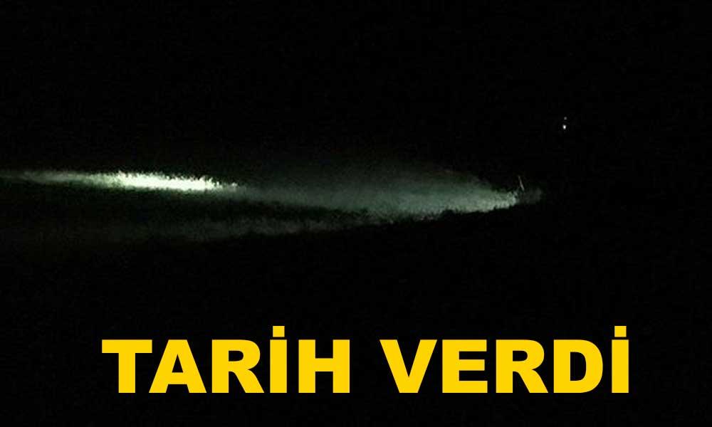 Prof. Dr. Bektaş'tan 'meteor' açıklaması: Daha yeni başladık