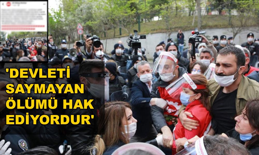 Muhtardan Barış Atay ve Arzu Çerkezoğlu'na ölüm tehdidi