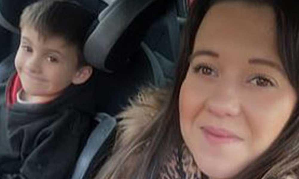6 yaşındaki çocuk hamile annesinin hayatını bakın nasıl kurtardı