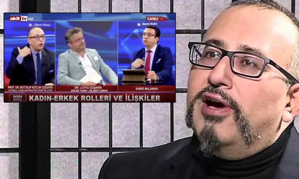 Çocuk istismarını savunan 'Prof. Özgüven'in skandalları bitmiyor: Doçent bile olamaz