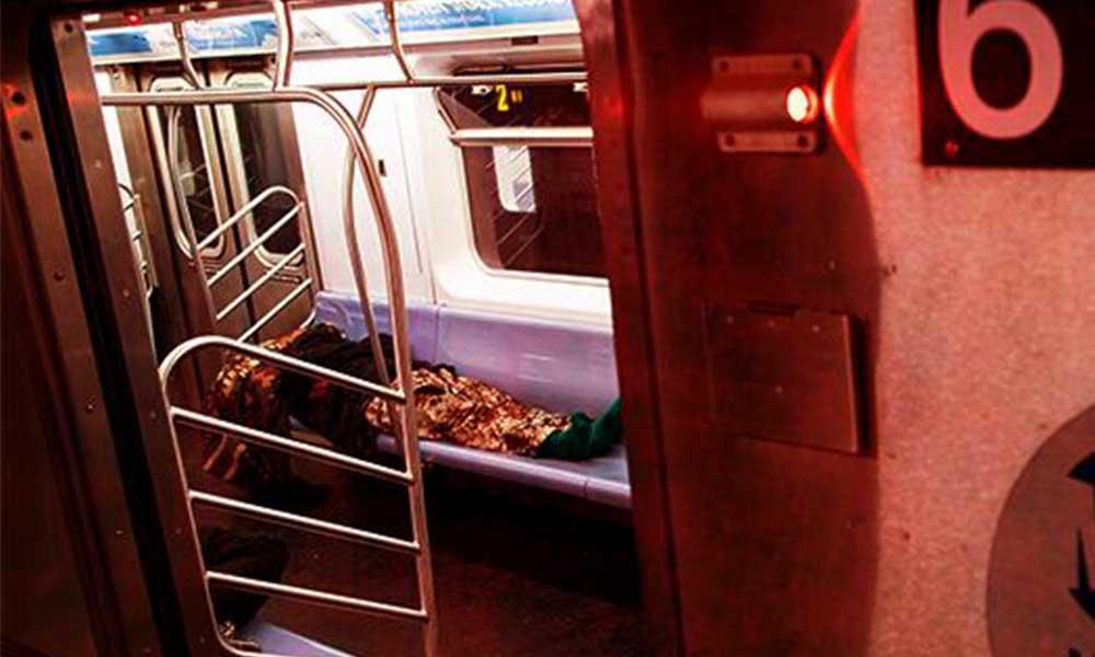New York'ta acı tablo! İki kişi metroda ölü bulundu