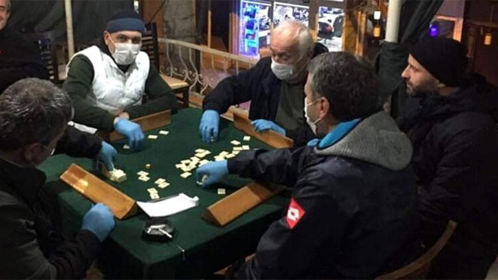 Kahvehanelere virüs düzeni! 'Yancılık bitiyor'