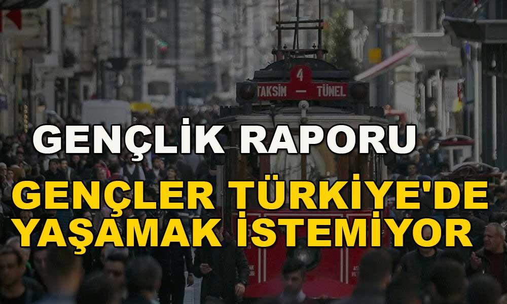 Gençliğin son durumu: AKP'li gençlerin yarısı yurtdışında yaşamak istiyor