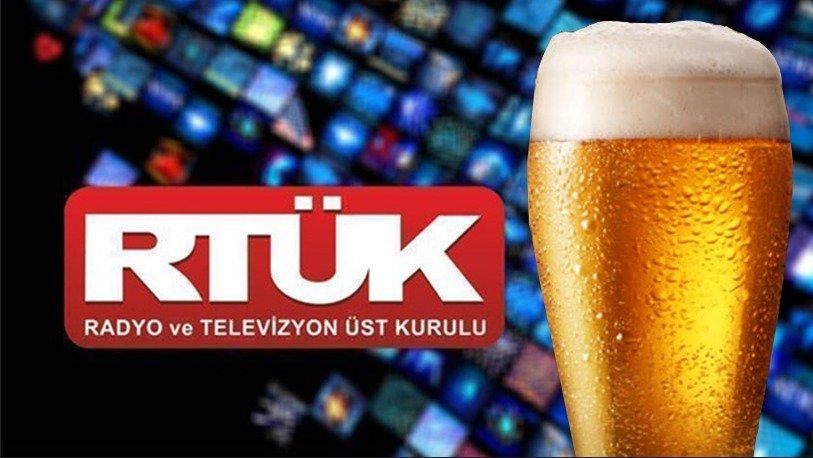 'Bira ile de güzel gidiyor' sözüne RTÜK'ten ceza